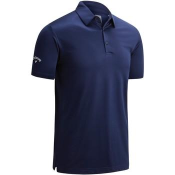 Kleidung Herren Polohemden Callaway CW025 Marineblau
