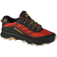 Schuhe Herren Wanderschuhe Merrell Moab Speed Orange