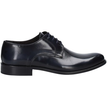 Schuhe Herren Derby-Schuhe Hudson 38020 BLAU