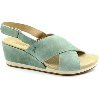 Schuhe Damen Sandalen / Sandaletten Benvado BEN-RRR-43002009-SA Verde