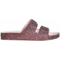 Schuhe Damen Pantoffel Cacatoès Trancoso Rose