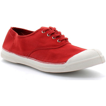 Schuhe Damen Tennisschuhe Bensimon  Rouge
