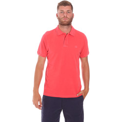 Kleidung Herren Polohemden Sundek M787PLPQ1TC Rot