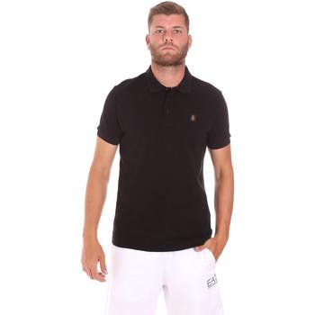 Kleidung Herren Polohemden Refrigiwear RM0T25900PQ9002 Schwarz
