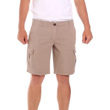 Kleidung Herren Shorts / Bermudas Lumberjack CW80748 002EU Beige