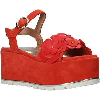 Schuhe Damen Sandalen / Sandaletten Docksteps DSE104886 Orange