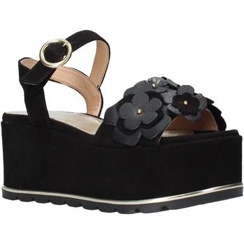 Schuhe Damen Sandalen / Sandaletten Docksteps DSE104973 Schwarz
