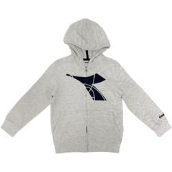 Kleidung Kinder Sweatshirts Diadora 102175893 Grau