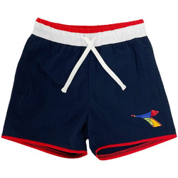 Kleidung Kinder Shorts / Bermudas Diadora 102175897 Blau