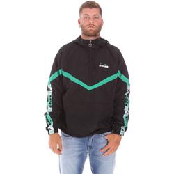 Kleidung Herren Jacken Diadora 502175815 Schwarz