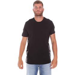 Kleidung Herren T-Shirts Diadora 502176631 Schwarz