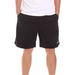 Kleidung Herren Shorts / Bermudas Diadora 102175673 Schwarz