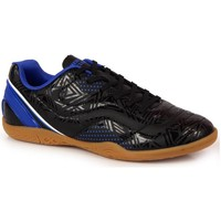 Schuhe Kinder Sneaker Low American Club AM763B Schwarz