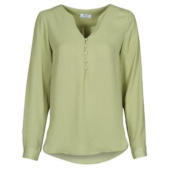 Kleidung Damen Tops / Blusen Betty London PISSINE Olive