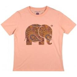 Kleidung Damen Hemden Trendsplant CAMISETA MUJER  029970WPTP Orange