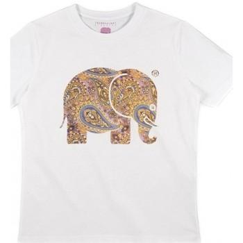 Kleidung Damen Hemden Trendsplant CAMISETA MUJER  029940WPTW Weiss