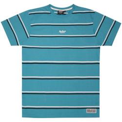 Kleidung Herren T-Shirts Jacker Poh stripes Blau