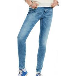 Kleidung Damen Röhrenjeans Scotch & Soda 135200-2E Blau