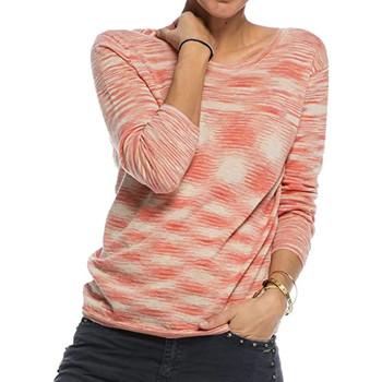 Kleidung Damen Pullover Scotch & Soda 131323-R Rose