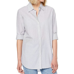 Kleidung Damen Hemden Scotch & Soda 136742-17 Blau