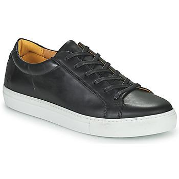 Schuhe Herren Sneaker Low Carlington  Schwarz