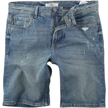 Kleidung Herren Shorts / Bermudas Produkt BERMUDAS VAQUERAS HOMBRE  12167538 Blau
