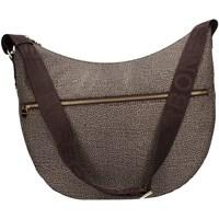 Taschen Damen Umhängetaschen Borbonese 934109I15 SCHLAMM
