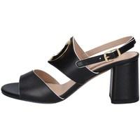 Schuhe Damen Sandalen / Sandaletten Albano 4179 SCHWARZ