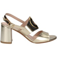 Schuhe Damen Sandalen / Sandaletten Albano 4179 PLATIN