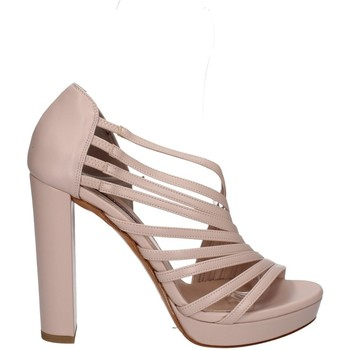 Schuhe Damen Sandalen / Sandaletten Albano 4140 GESICHTSPUDER