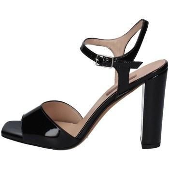 Schuhe Damen Sandalen / Sandaletten Albano 4137 SCHWARZ