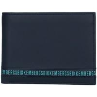Taschen Damen Portemonnaie Bikkembergs E2BPME2D3023 BLAU