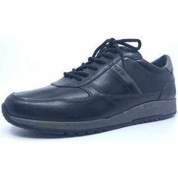 Schuhe Herren Sneaker Low Sioux Rojaro-700 schwarz