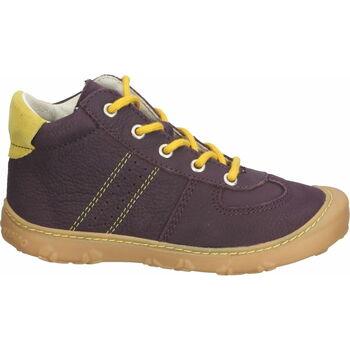 Schuhe Jungen Babyschuhe Pepino Halbschuhe Pflaume