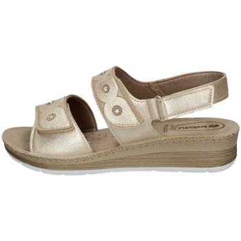 Schuhe Damen Sandalen / Sandaletten Inblu FC 44 Silbern