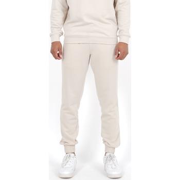 Kleidung Herren Jogginghosen Sixth June Pantalon  Signature beige