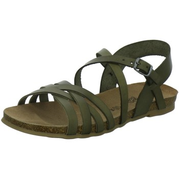 Schuhe Damen Sandalen / Sandaletten Cosmos Comfort Sandaletten Sandalette bis 30mm Absatz 6106807-70 oliv