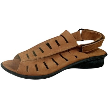 Schuhe Damen Sandalen / Sandaletten Arche Sandaletten Saona Saocan braun