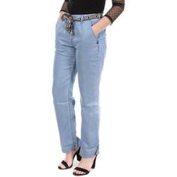 Kleidung Damen Slim Fit Jeans Scotch & Soda 131460-61 Blau