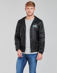 Kleidung Herren Jacken Emporio Armani EA7 SOLLILA Schwarz