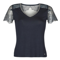 Kleidung Damen T-Shirts Morgan DEXIA Marine