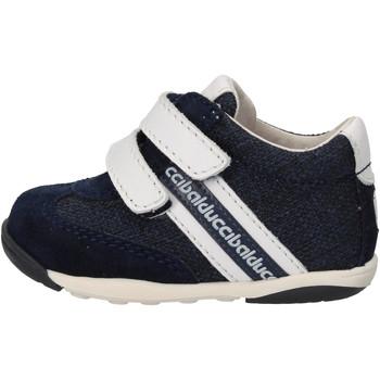 Schuhe Jungen Sneaker Low Balducci AG931 Blau