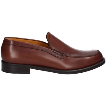 Schuhe Herren Slipper Hudson F06 BRAUN