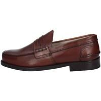 Schuhe Herren Slipper Hudson COLLEGE LEDER
