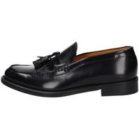 Schuhe Herren Slipper Hudson 07 SCHWARZ