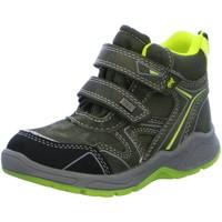 Schuhe Jungen Sneaker High Lurchi Klettstiefel CHRISTOPH-TEX 33-44002-46 grün