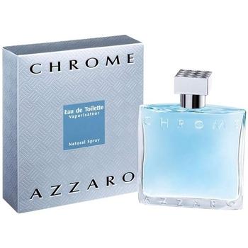 Beauty Herren Eau de parfum  Azzaro Chrome - köln - 200ml - VERDAMPFER Chrome - cologne - 200ml - spray