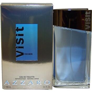 Beauty Herren Eau de parfum  Azzaro Visit - köln - 100ml - VERDAMPFER Visit - cologne - 100ml - spray