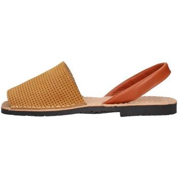 Schuhe Damen Sandalen / Sandaletten Ska 21 Caprera Djp Braun