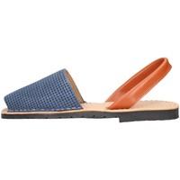 Schuhe Damen Sandalen / Sandaletten Ska 21 Caprera Djp Blau
